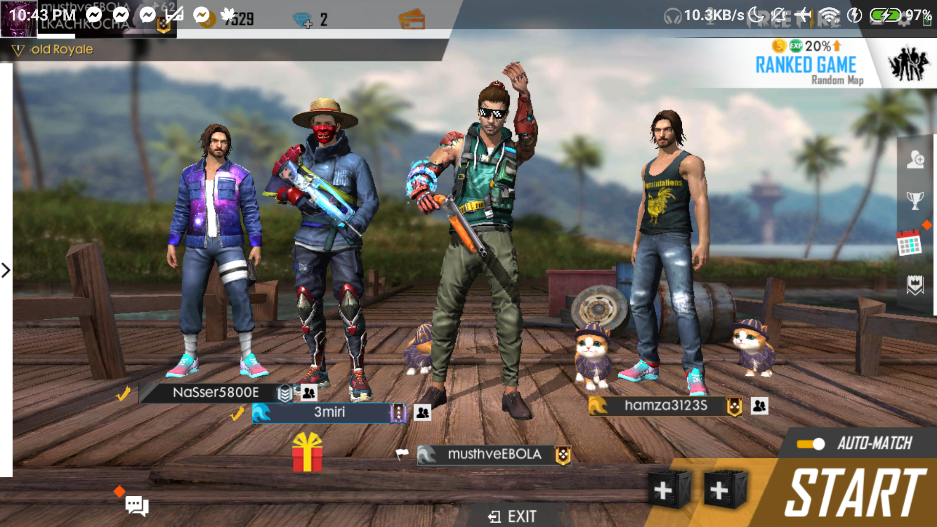 Garena Free Fire 1330 Apk Obb For Android Apk Five