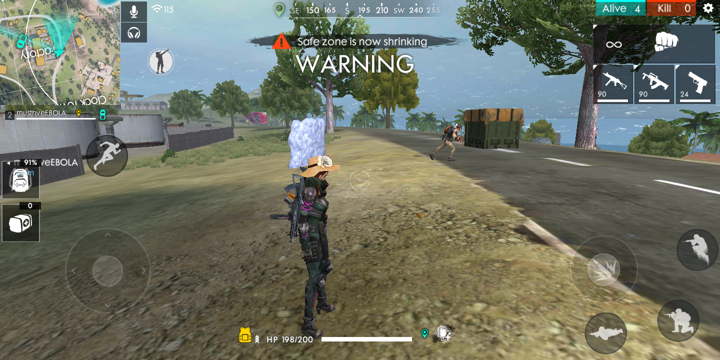 Garena Free Fire 1 40 0 APK + OBB For Android - Apk Five