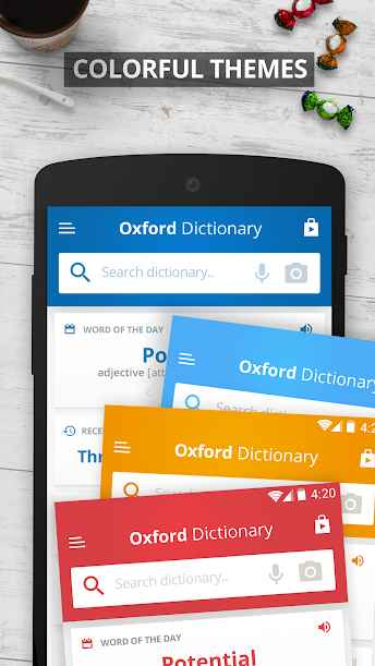 Oxford Dictionary of English Apk Offline For Android - Apk Five