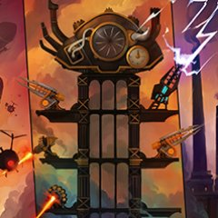 Steampunk Tower 2 1.0.6 Apk For Android + Mod