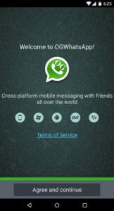 WhatsApp Aero 2021 2