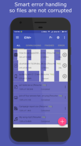 IDM+: Fastest download manager 4