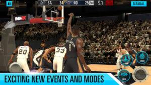 NBA 2K Mobile Basketball 4