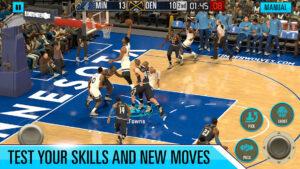 NBA 2K Mobile Basketball 5