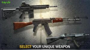 Striker Zone Mobile: Online War Shooting Games 2