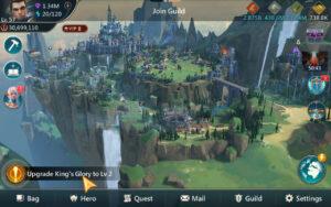Mobile Royale MMORPG 5