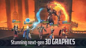 RAID: Shadow Legends Mod Apk 4.30.0 (Battle Speed Increased) 4